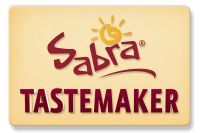 I'm a Sabra Tastemaker! 2014  I was so honored to be chosen for this program and to have had a chance to visit the factory in Virginia.  I've had a blast working the product into recipes and my family has enjoyed it too :)