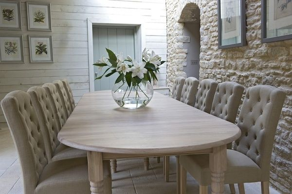 Neptune Sheldrake 165-365cm Oval Extending Table - | Stunning furniture for indoors and garden, outdoor contemporary living | Closa
