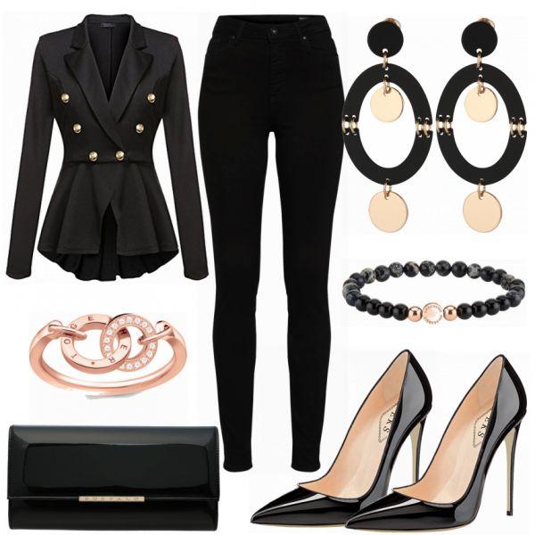 Outfit-Kombinationen: Boss bei FrauenOutfits.de