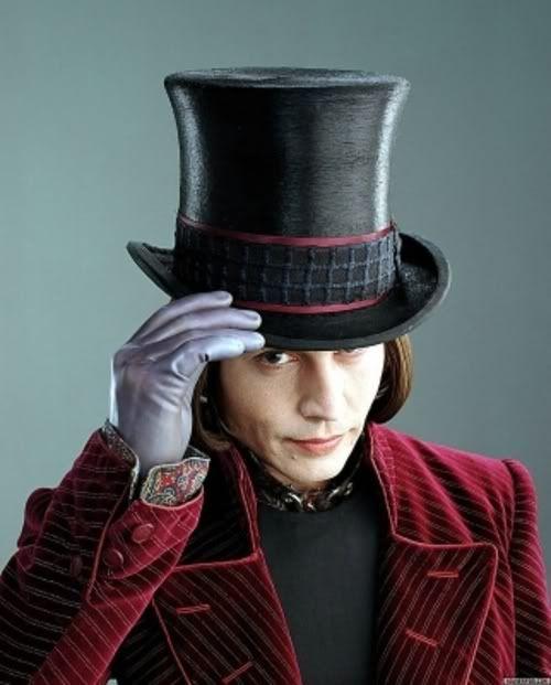 Johnny Depp, Willy Wonka | Here's Johnny !!! | Pinterest