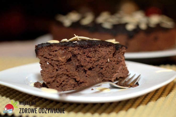 Czarna fasola i browni czekoladowe