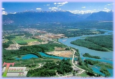 Terrace, BC - I want to go here... or live here...