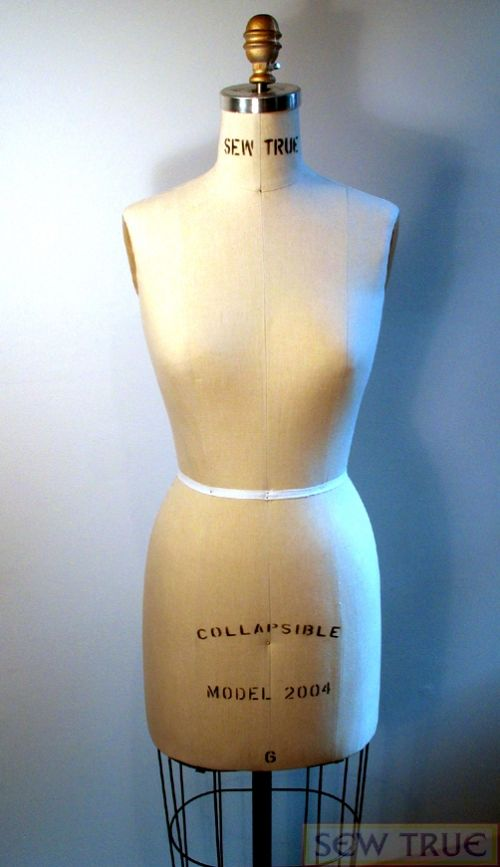 Sew True dress form