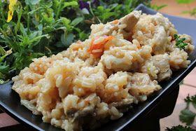 La dieta mediterránea de nuestra familia: Pelau caribeño (2 versiones vegetariana y omnívora)