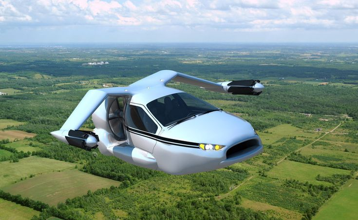 Flying CAR TF-X, would be capable of vertical takeoff and landing — a crucial maneuver in urban environments.  Price: $280,000