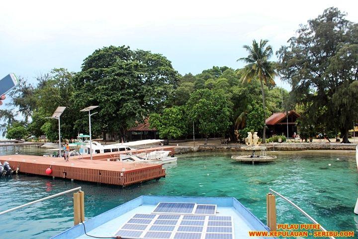 Pergi Ke Pulau Putri Wisata Pulau Seribu