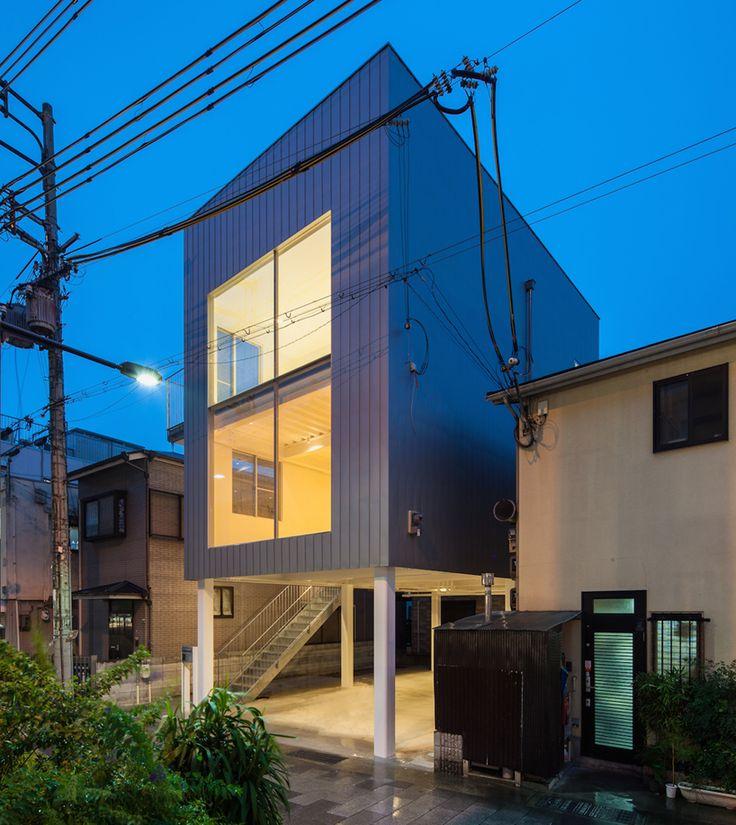 502 best Houses Japan images on Pinterest Japanese