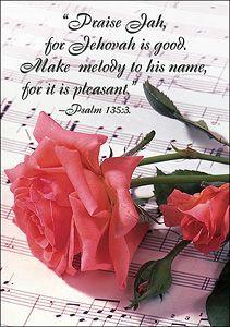 "♡  Psalm 135:3  ♡  ="")"