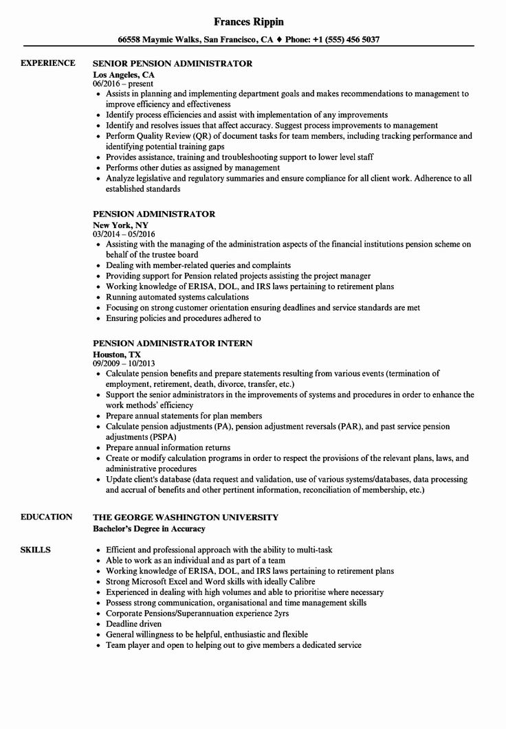 salesforce admin resume indeed