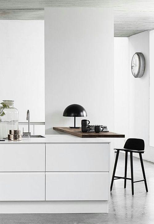 Beautiful Modern Kitchen Counter Stools