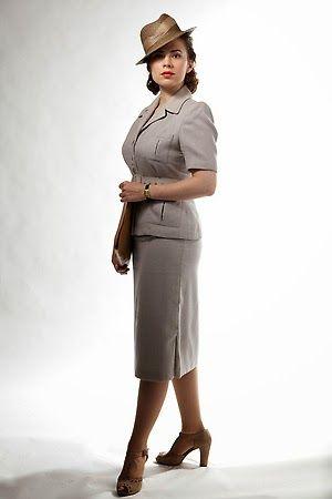 Peggy Carter || AC Season 1 || 300px × 450px || #promo
