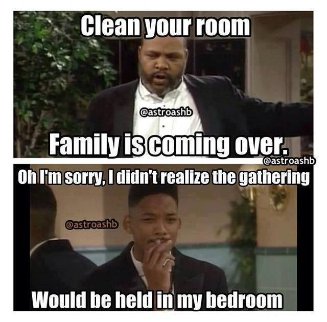 Lol I love the fresh prince of bel air