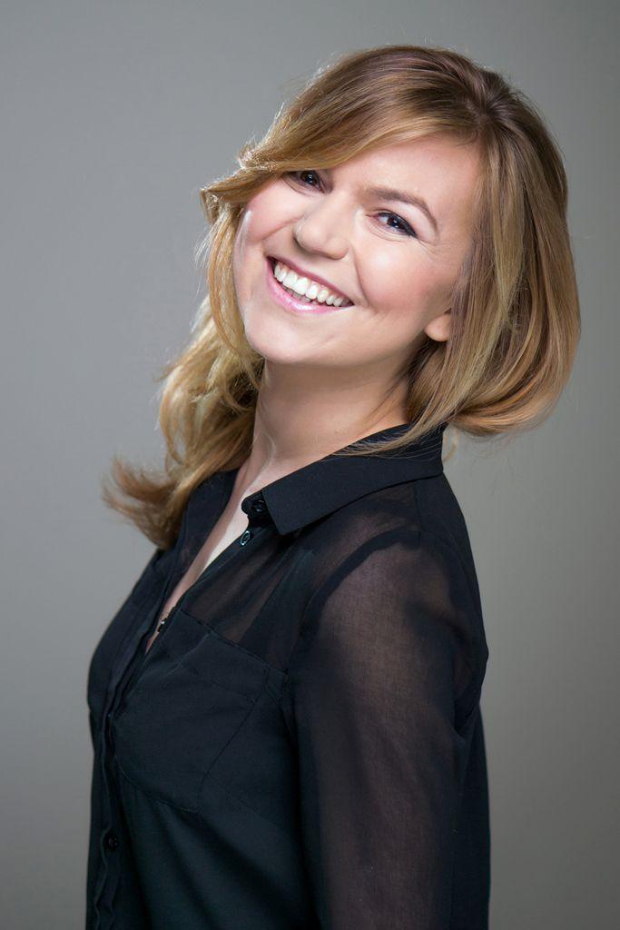 Monika Radomska - Bisnode #zdjęcia#biznesowe#makeup#biznesowy