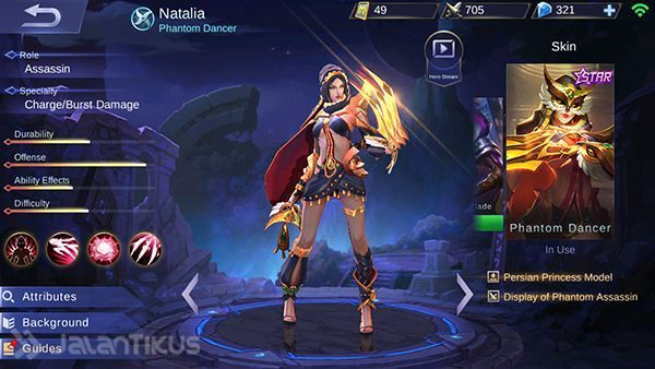 Hero Assassin Terkuat Di Mobile Legends