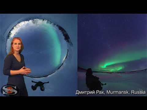 Poor Conditions for Emergency Responders: Solar Storm Forecast 01-06-2018 - YouTube