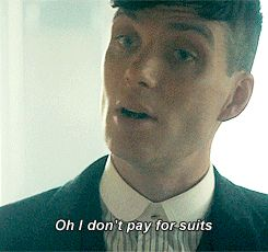 Pin for Later: Cillian Murphy Gives You 25 Sexy Reasons to Watch Peaky Blinders He gets certain perks as the leader of a fierce street gang.
