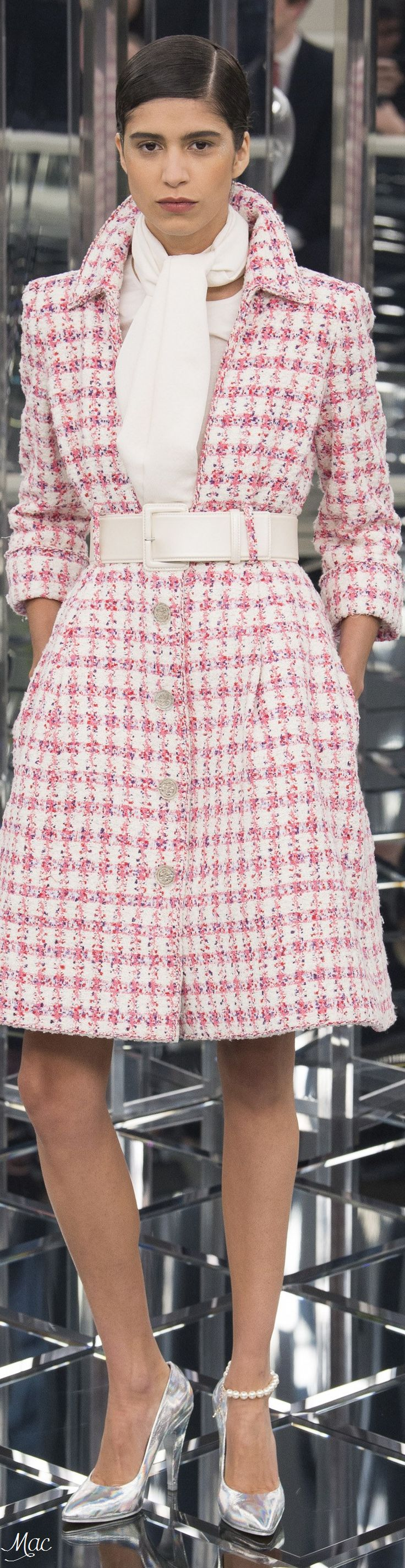 Spring 2017 Haute Couture Chanel