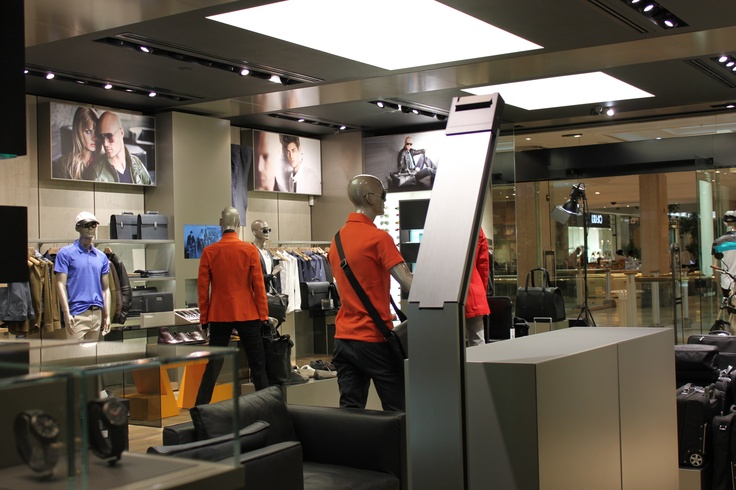 Our store in Hyde Park Corner is stocked with all the finest Porsche Design products.