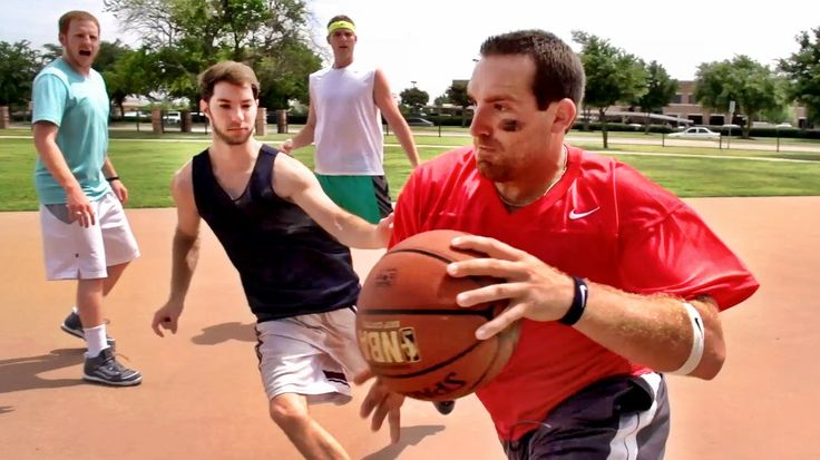 ▶ Hilarious! Are you one of these?@Dude Perfect- Stereotypes: Pickup Basketball