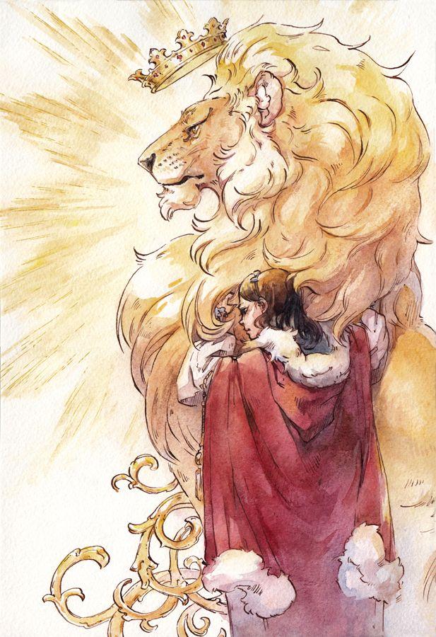 Aslan by Kutty-Sark.deviantart.com on @DeviantArt #narnia #fanart