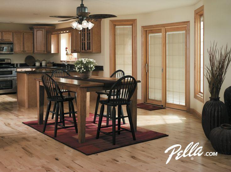 {Product: Pella® Designer Series® Sliding Patio