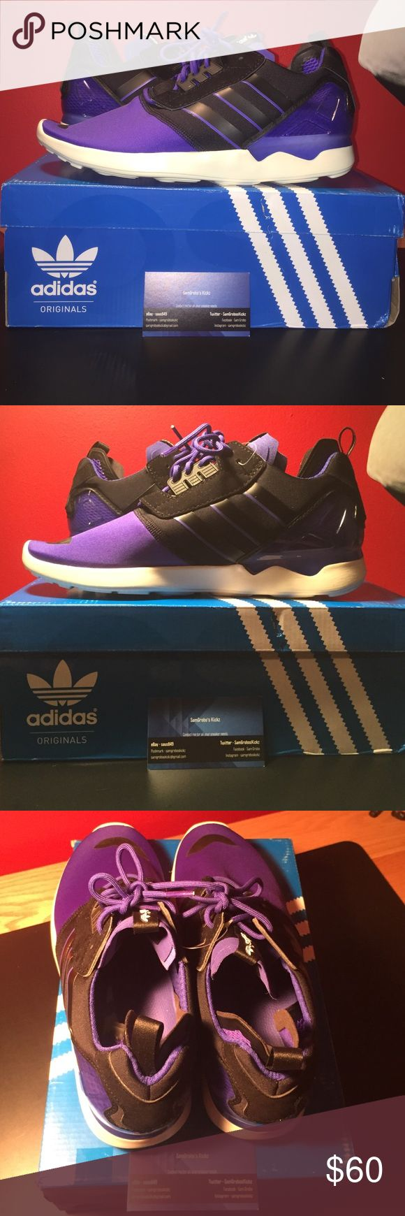 Adidas ZX 8000 Boost - Size 9.5 - Brand New Adidas ZX 8000 Boost - brand new, dead stock - comes with box and tissue paper - size 9.5 Mens Adidas Shoes Sneakers