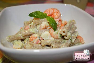 http://lamiacucinaimprovvisata.blogspot.it/2013/09/mezzanelli-al-pesto-di-zucchine-e-mare.html