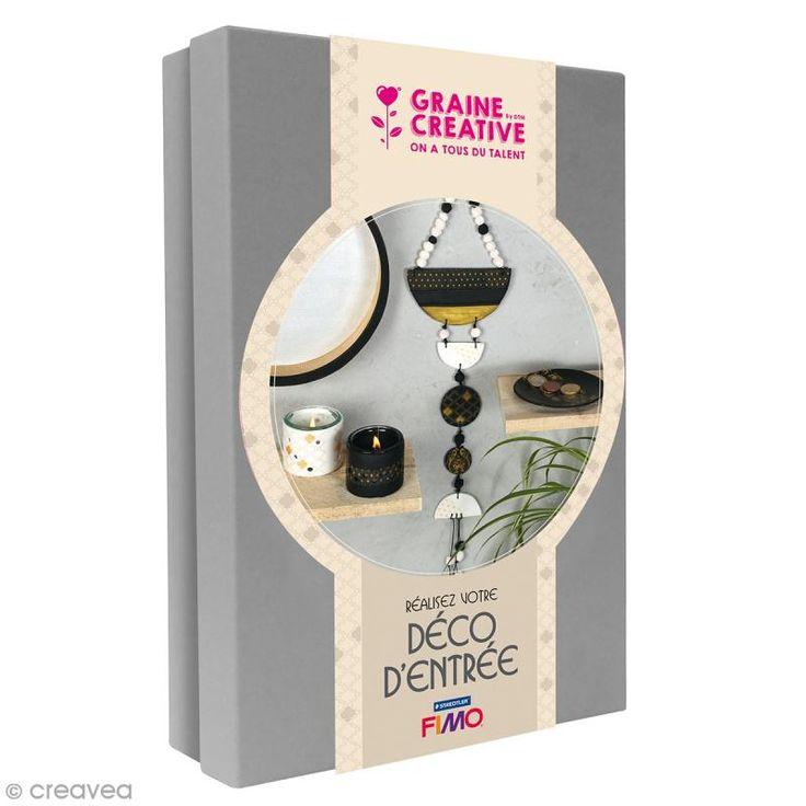 Compra nuestros productos a precios mini Kit Fimo - Deco entrada - Entrega rápida, gratuita a partir de 89 € !