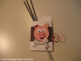 Stempel-kiss-chen: Wunderkerzen-Verpackung