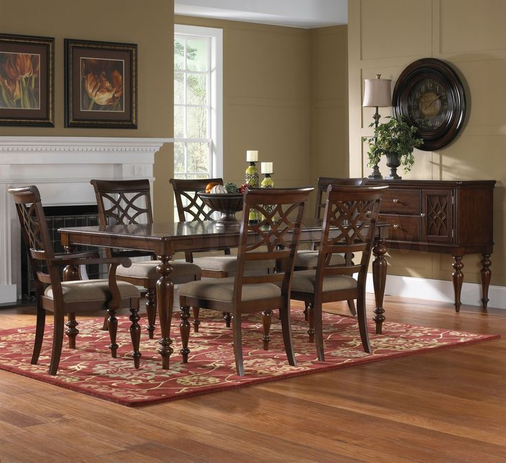 Traditional Dining Room Tables 18 best dining room furniture images on pinterest | dining room
