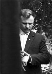 GAGARIN YURI boy Russian - The FIRST COSMONAUT PLANET- 12 April 1961 USSR