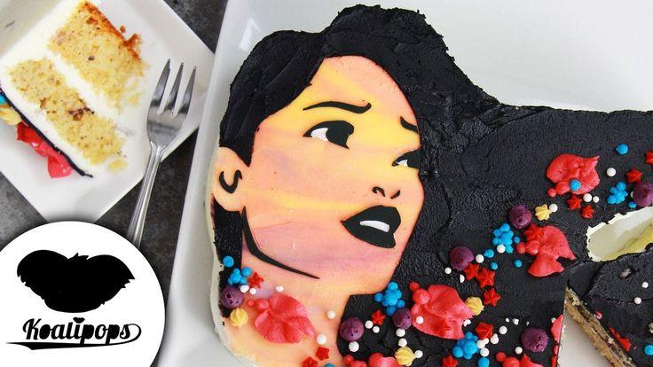 Pocahontas Cake | Disney Party Ideas| DIY & How to