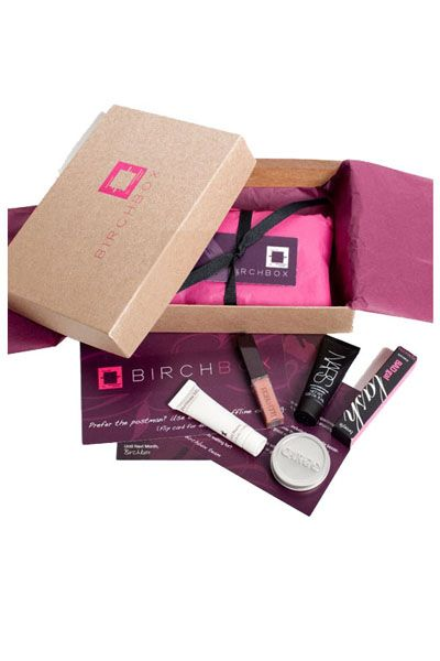 Birchbox- for $10 a month, get sample makeup based on a questionnaire you fill out. The link has other monthly makeup subscriptions as well!