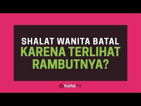 Fiqih Shalat: Batas Aurat Wanita dalam Shalat (Syarat Sah ...