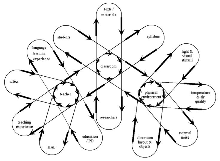 Classrooms as Complex Adaptive Systems: A Relational Model