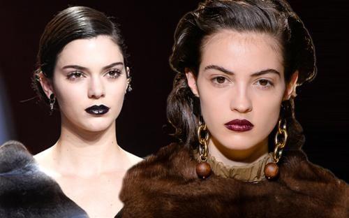Moda: #Labbra #hot: #scure e meglio se lucide (link: http://ift.tt/2fgsfL9 )