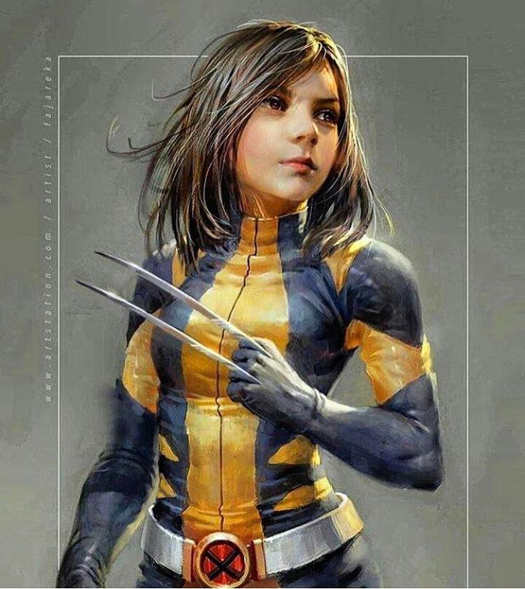 """8,403 curtidas, 86 comentários - Marvel Brasil (@marvelbrasil) no Instagram: """"Quem gostaria de ver ela assim? #artwork #marvel"""""""