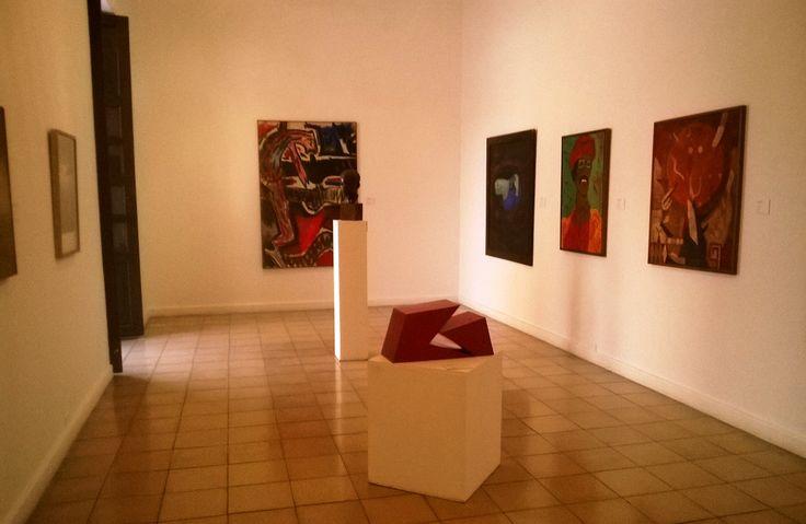 Exposición de arte.