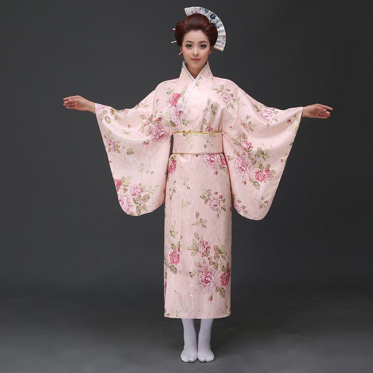 Pas cher Style National Japon Vêtements Femmes Cosplay Costume Japonais Kimono Tenues Dames Élégantes Casual Yukata Peignoir Vêtements, Acheter  Vêtements asiatiques et des Îles du pacifique de qualité directement des fournisseurs de Chine:Style National Japon Vêtements Femmes Cosplay Costume Japonais Kimono Tenues Dames Élégantes Casual Yukata Peignoir Vêtements