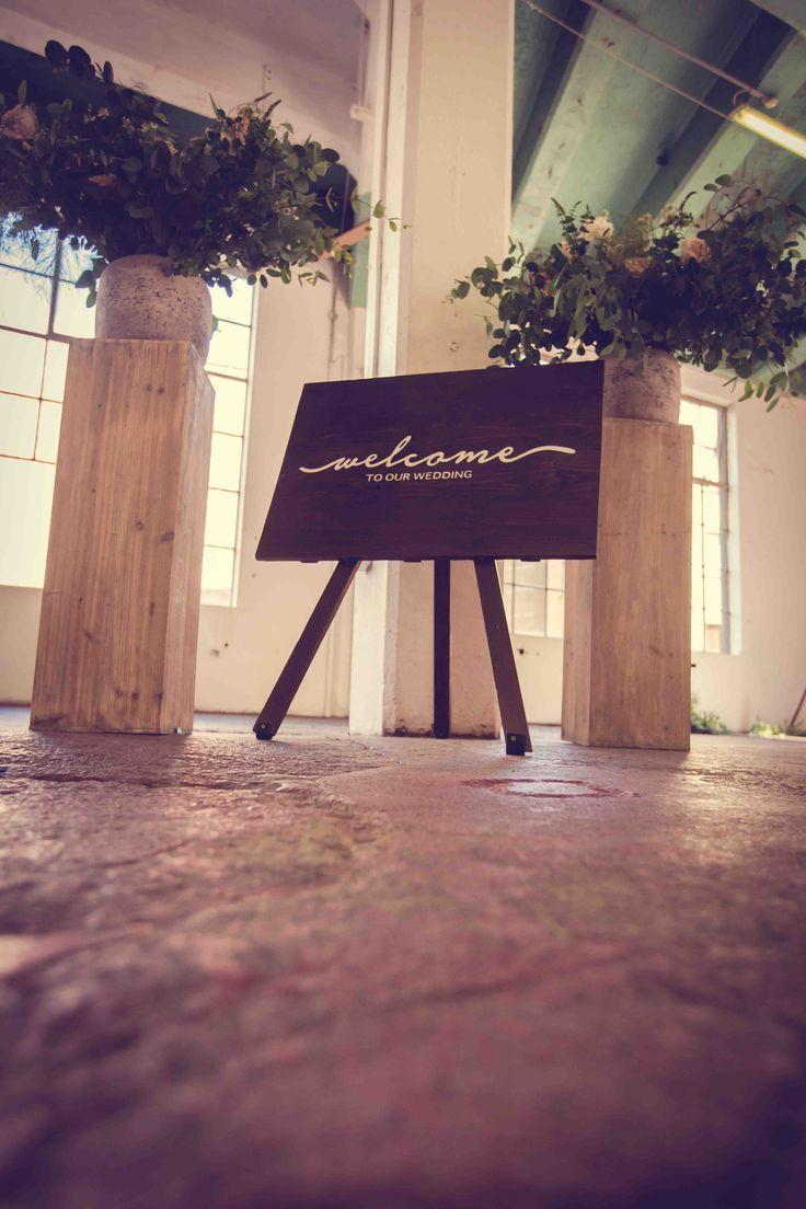 Alternative wedding at The Chocolate Factory