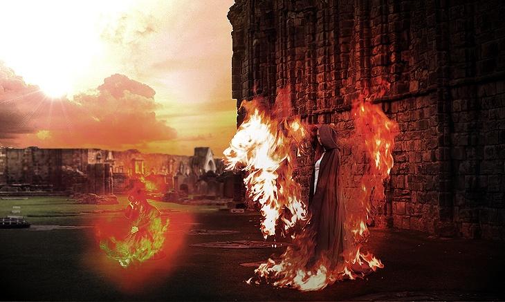 G : Burn