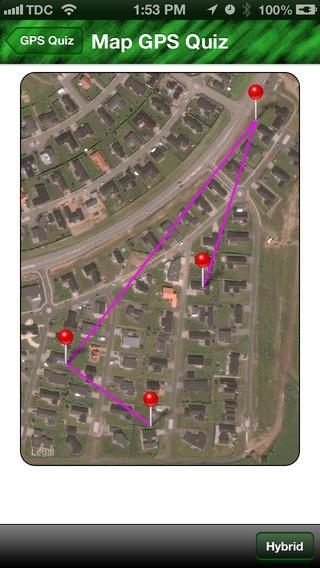 GPS Quiz er gratis. Lav et gps løb til dine studerende.
