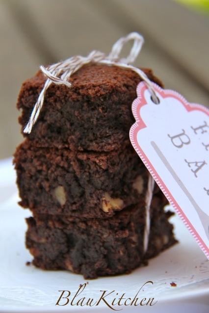 Brownie, brownie, brownieeeeee! de BlauKitchen.