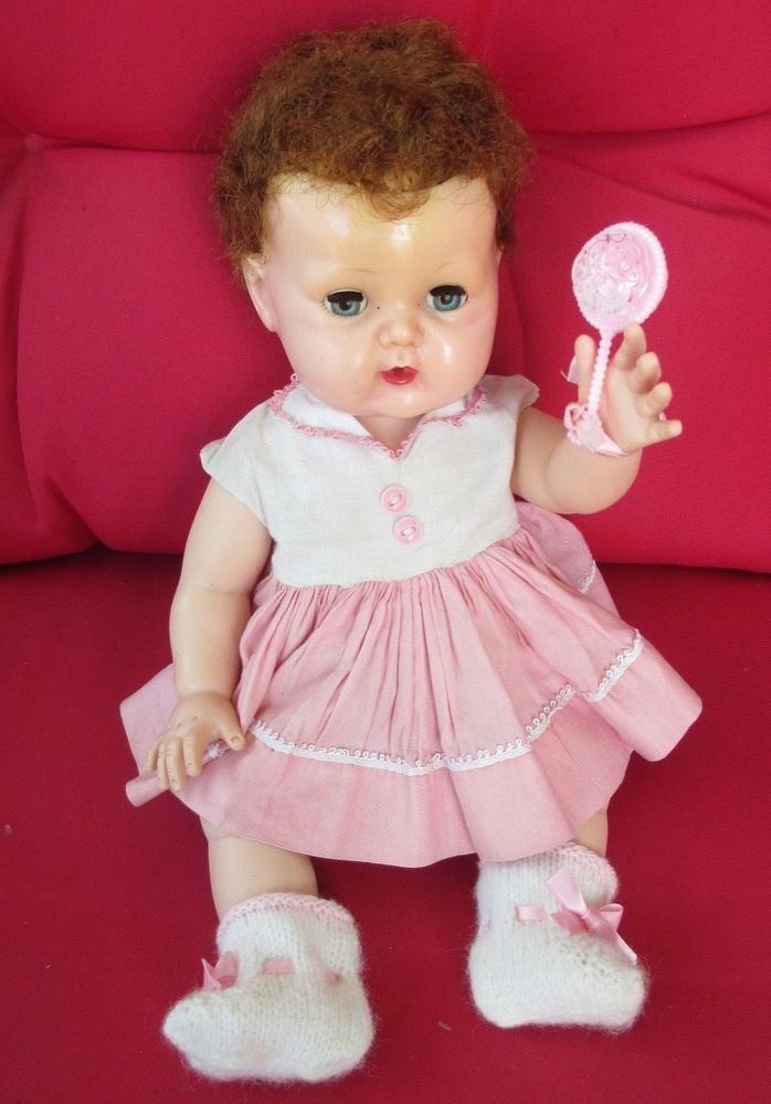 ab5f5c65670e Vintage American Character TINY TEARS Doll 151 2