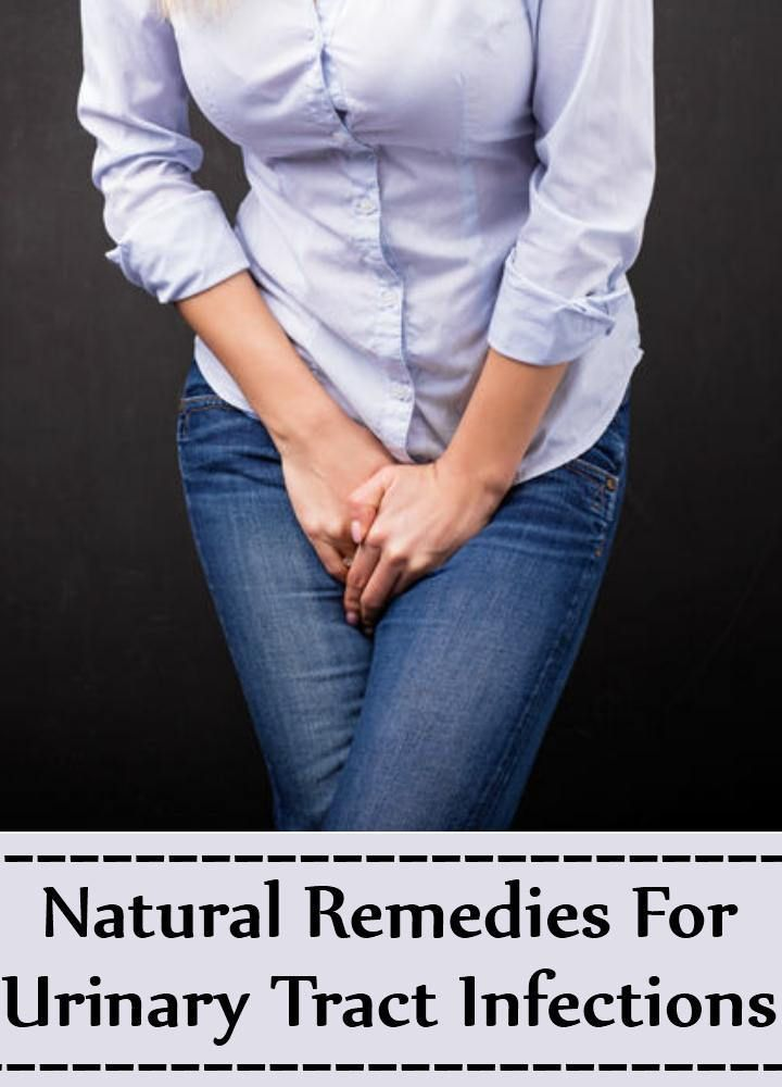 4 Natural Ways To Cure Urinary Tract Infections