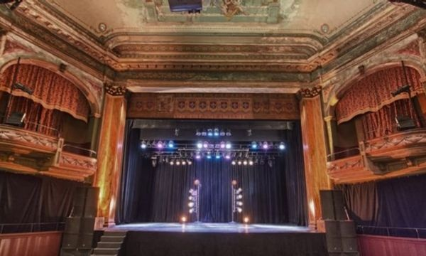 Corona Theater, interior
