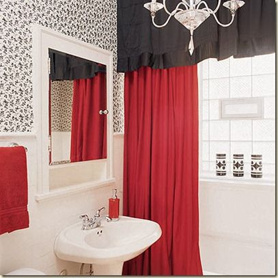 Resultado de imagen para decoracion de baños largos