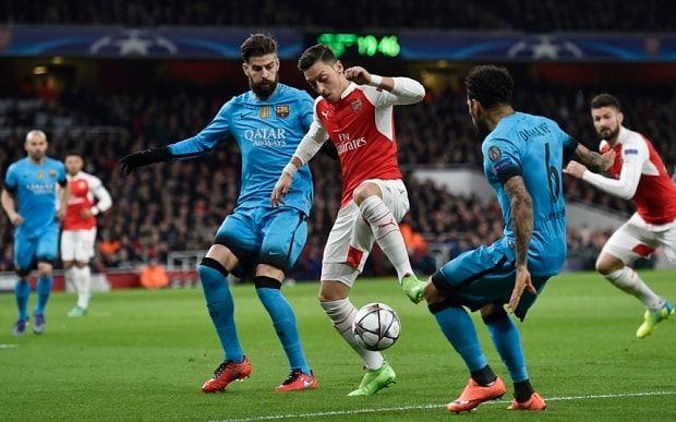Arsenal vs Barcelona, Champions League #ArsenalVsOlympiakos...: Arsenal vs Barcelona, Champions League… #ArsenalVsOlympiakos #Arsenal