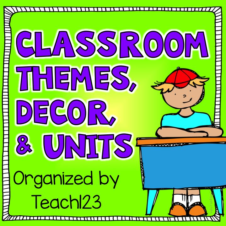 Teach123 - Tips for Teachers: Camping: Class themes, Back to School, End of the Year, Summer School, and Work Tips!