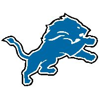 Detroit Lions Crochet Graphghan Pattern (Chart/Graph AND Row-by-Row Written Instructions) - 01